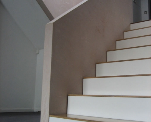 Staircase and Balaustrade