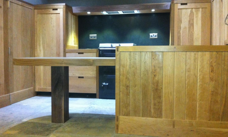 Woodworkshop Bespoke Fitted Kitchen