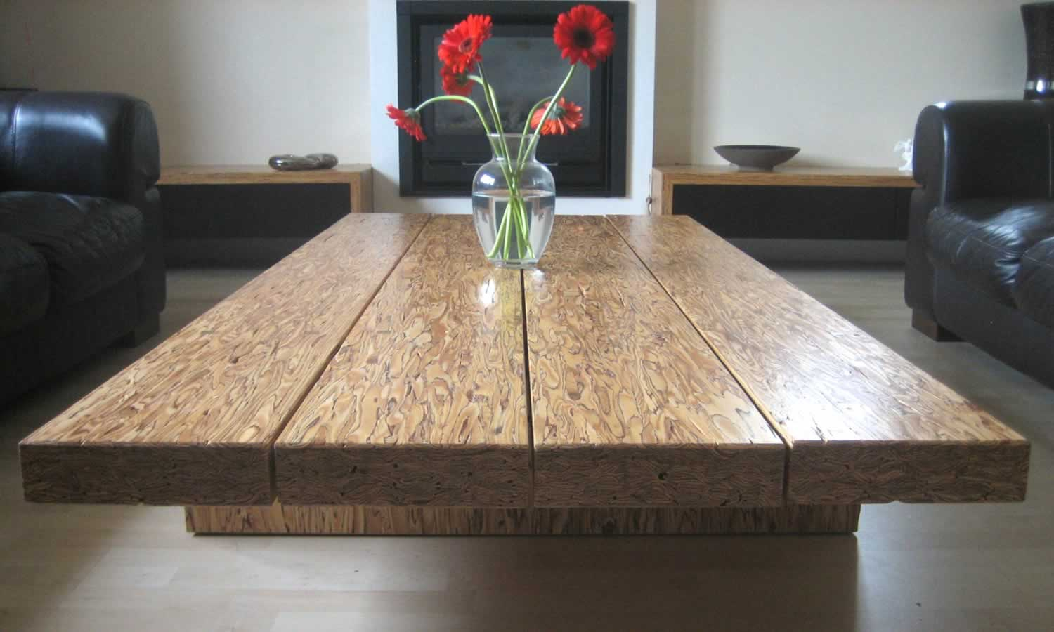 Woodworkshop Occasional Table